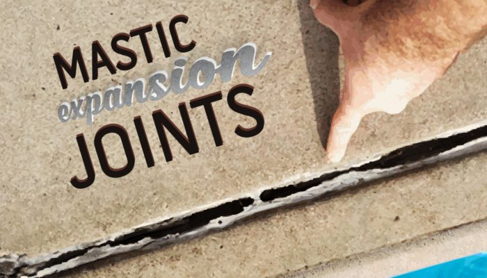 Fantastic Mastic Expansion Joints