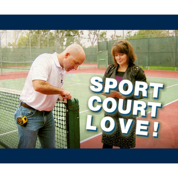 SPORT COURT MAINTENANCE
