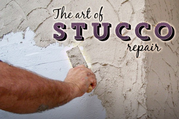 ART OF STUCCO REPAIR