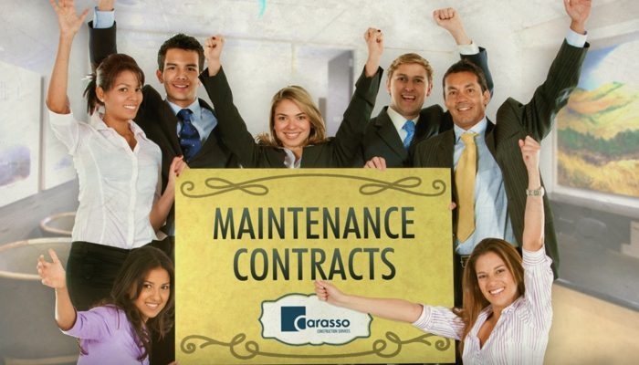 Carasso Maintenance Contracts