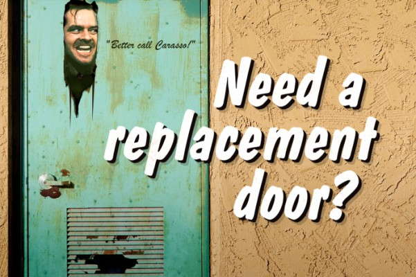 Door Replacement & Repair
