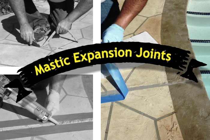 Carasso Construction Services Mastic Expansion Joints