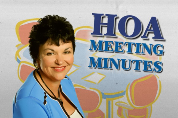 HOA MINUTE ESSENTIALS
