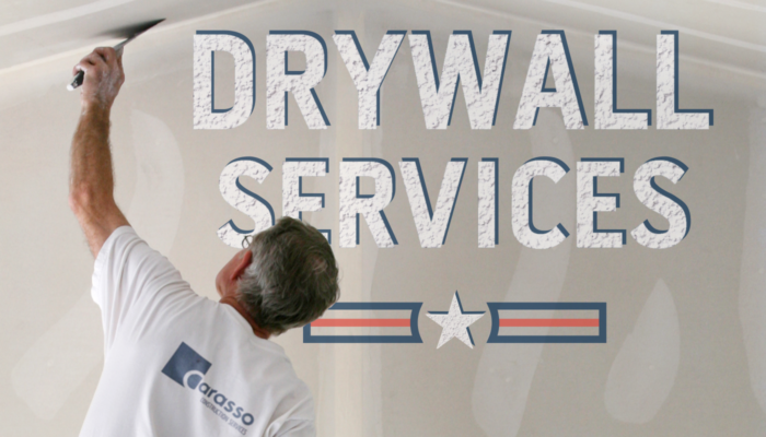 Drywall Patch & Repair