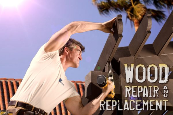 Wood Repair & Replacement